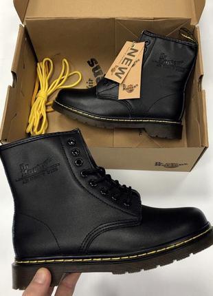 😍dr.martens 1460 black😍женские зимние сапоги/ботинки мартинс к...