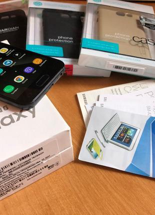 Samsung Galaxy A3 2017 SM-A320F/DS Black Sky Duos 16GB (UA-UCRF)