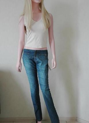 Фирменные джинсы от немецкого бренда
