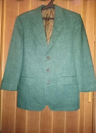 Пиджак льняной Stones