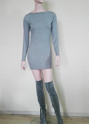 Платье-туника от итальянского бренда