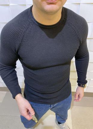Мужской весенний свитер