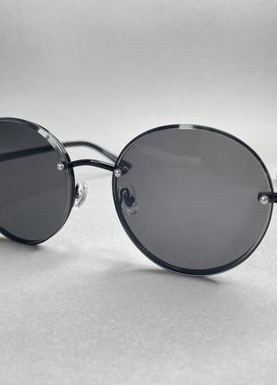 Солнцезащитные женские очки овалы kaizi