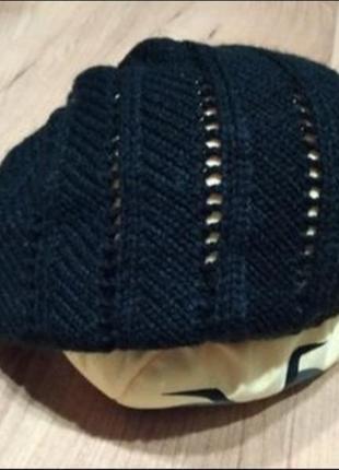 Берет, демисезонная шапочка на 5-15 лет