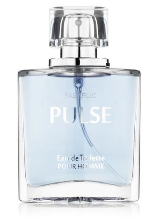Туалетная вода для мужчин Pulse Пульс Фаберлик арт 3215