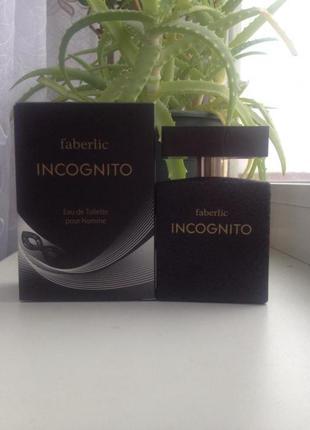 Туалетная вода для мужчин Incognito Инкогнито Фаберлик арт 3217