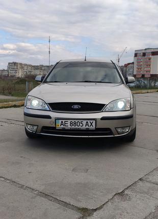 Ford Mondeo 3 Chia
