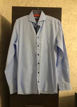 Рубашка eterna, новая!