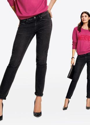 Джинсы boyfriend jeans стильная коллекция хайди клум от esmara...