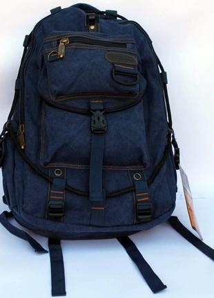 Рюкзак, ранец, городской рюкзак, брезентовый рюкзак, женский р...