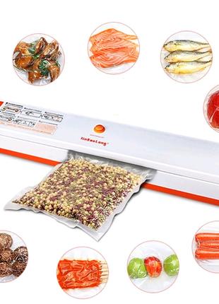 Прибор для вакуумной упаковки продуктов, Flashpack Pro вакууматор