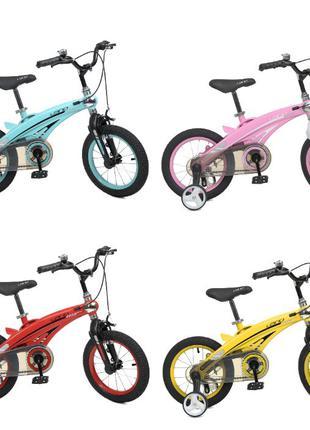 Велосипед детский 14,16 д. (магниевая рама) Profi Projective W...