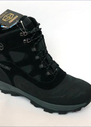 30. 5 зимние мужские ботинки khombu ranger оригинал сша
