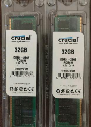 Оперативная память DDR4-2666