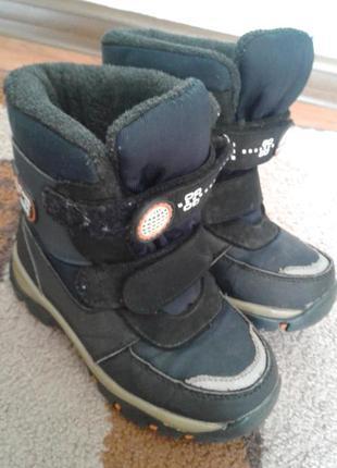 Tom.m kids зимние сапоги ботинки полусапоги
