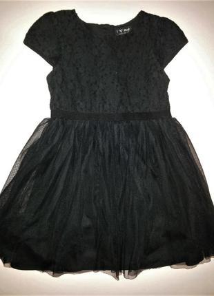 Шикарное платье next 3-5 лет next