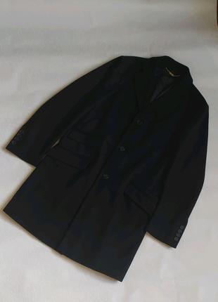Пальто, dolce & gabbana. оригинал. размер m-l. шерсть.