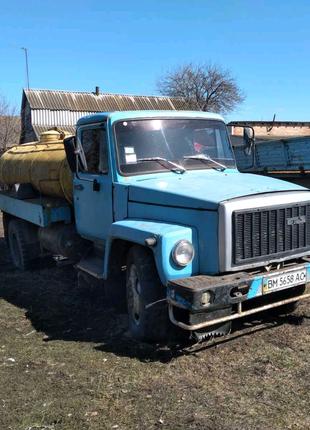 ГАЗ 3307 молоковоз