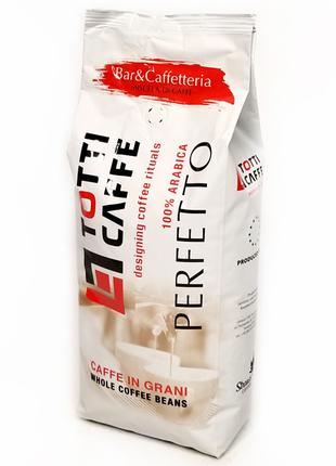 Кофе в зернах Totti Perfetto, 1кг