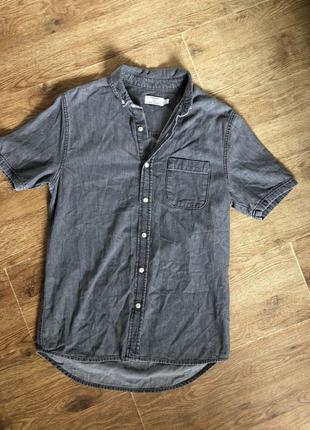Чоловіча сорочка бренду «TOPMAN»