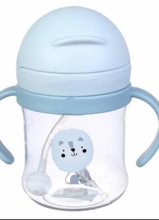 Бутылочка детская пластиковая 300мл