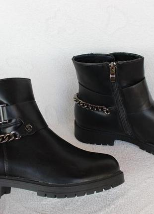 Зимние сапоги, ботинки на низком ходу 41 размера