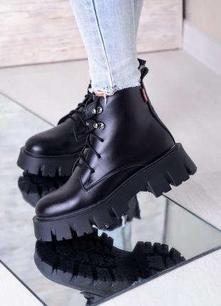Ботинки military