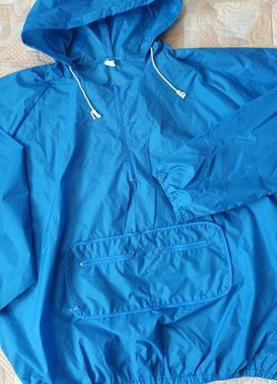 Куртка ветровка дождевик анорак