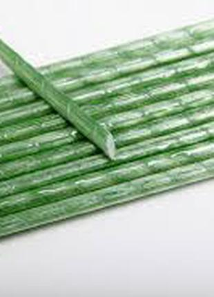 ø 8 мм (1,5 метра) ЗЕЛЕНЫЕ ОПОРЫ для растений