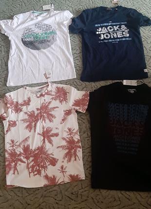 Продам мужские футболки Jack and Jones