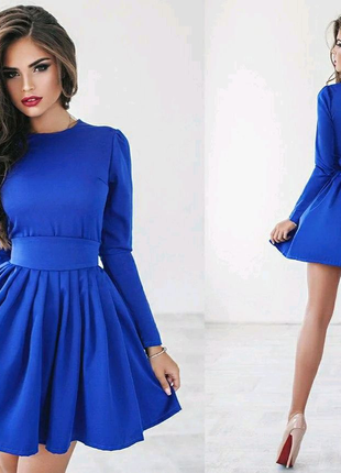 Женское платье Березка