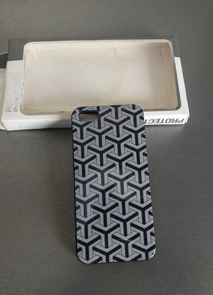 Чехол BYTECH на Apple iPhone 5 5S SE  (Защитная пленка)