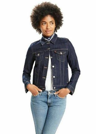 Levis джинсовая куртка оригинал из сша