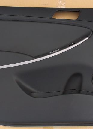Обшивка двери передней левой Hyundai Accent