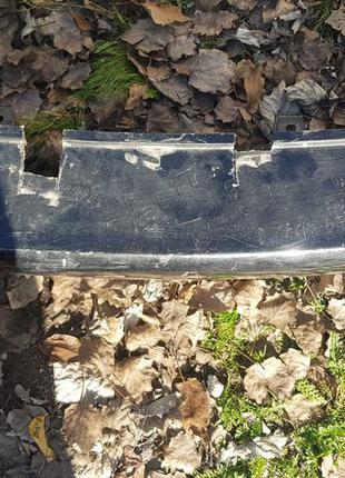Задний бампер Шевроле Лачетти Лачети под ремонт и покраску 2 т...