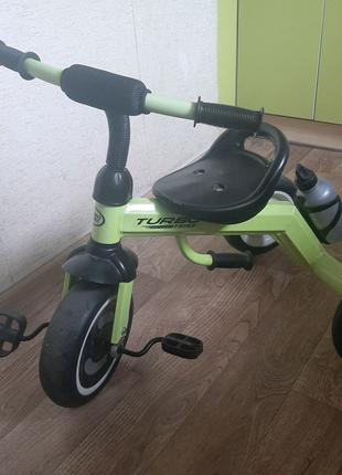Велосипед Turbo Trike (требует ремонта)