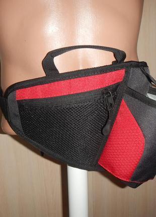 Спортивная поясная сумка hi-tec