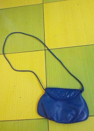 Женская маленькая сумка
