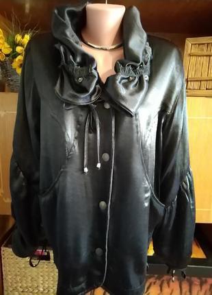 Турецкая куртка с меховой подкладкой