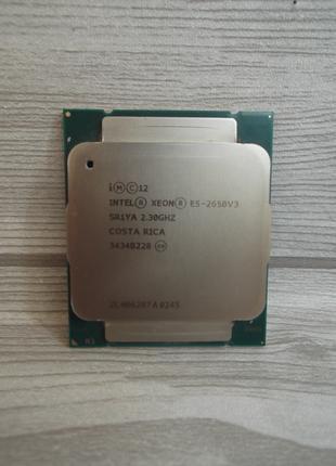 Процессор Intel Xeon E5-2650v3 QEYN(ES2) 2.2GHz 10C/20T
