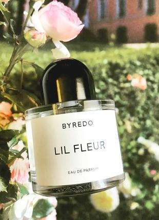 Byredo Lil Fleur Оригинал EDP  5 мл Затест_парф.вода
