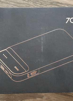 Батарея + портативный стартер Xiaomi 70mai Jump Strarter 11100mAh