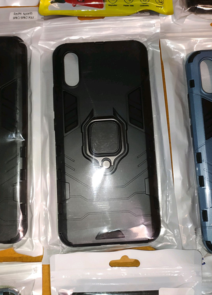 Чехол бампер Xiaomi Redmi 9A Note 9S PRO MAX противоударный