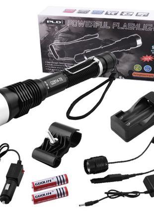Подствольный фонарь Police BL-Q2814 XmL-T6
