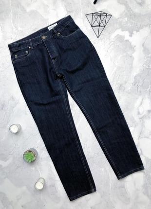 Новые стильные джинсы с плотного коттона скини denim co