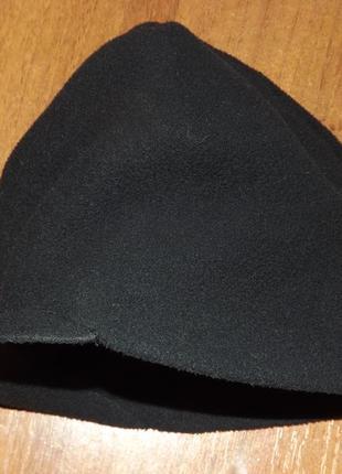 Спортивная шапка с козырьком bula polartec
