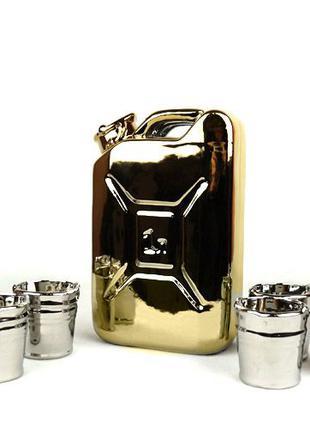 """Подарочный набор """"Золотая канистра #3"""" - крутой подарок парню ..."""