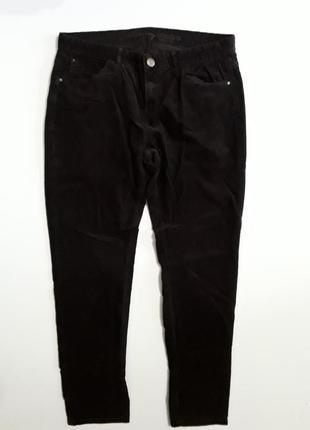 Фирменные вельветы брюки