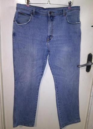 Мужские,стрейч-коттон,wrangler-оригинал,texas stretch,джинсы w...