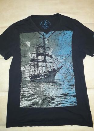 Мужская футболка Colin`s